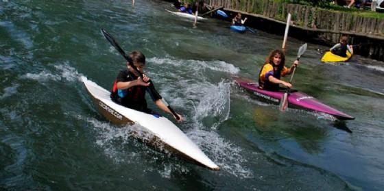 Estate in città: canoe sul noncello, Pordenone da fiaba e teatro per bambini (© Comune di Pordenone)