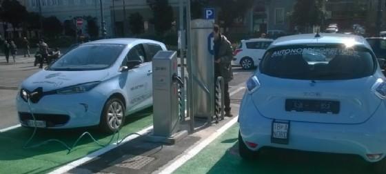 Cresce la voglia di mobilità sostenibile a Trieste
