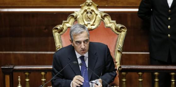 Il senatore di Forza Italia Maurizio Gasparri
