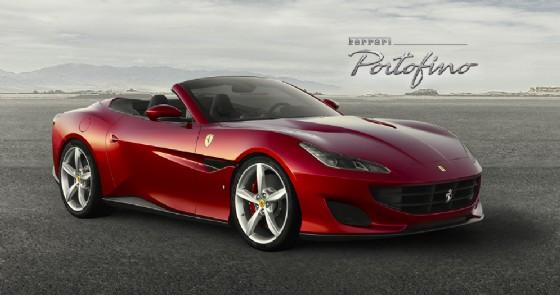 Ferrari presenta Portofino, la nuova spider-coupé da 600 CV e 320 km/h