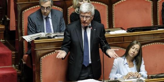 Il senatore di Forza Italia Paolo Romani