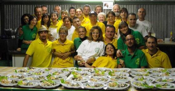 Al Rione Pescarolo di Caluso si festeggia San Rocco (© Festa di San Rocco 2017)