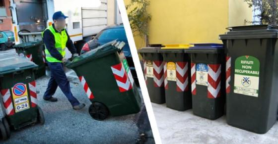 La raccolta differenziata porta a porta arriva a San Salvario (© Diario di Torino)