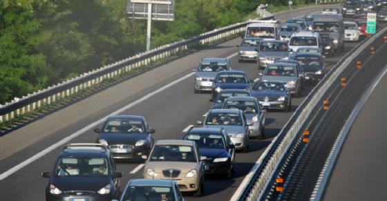 Code sulla Torino Milano a causa di un incidente (© Diario di Torino)