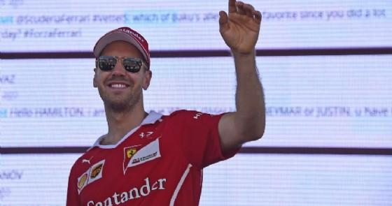 Gp del Belgio, Hamilton in pole, poi Vettel, Bottas e Raikkonen