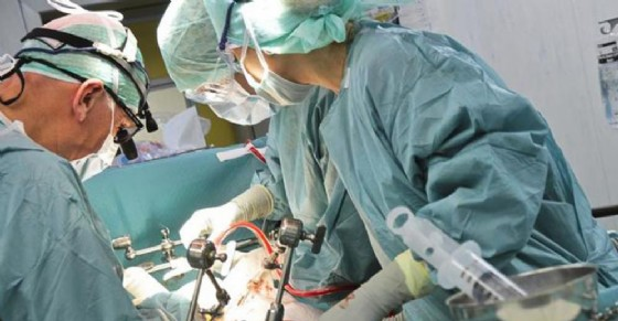 Trapianto di rene all'ospedale infantile Regina Margherita di Torino (© Diario di Torino)
