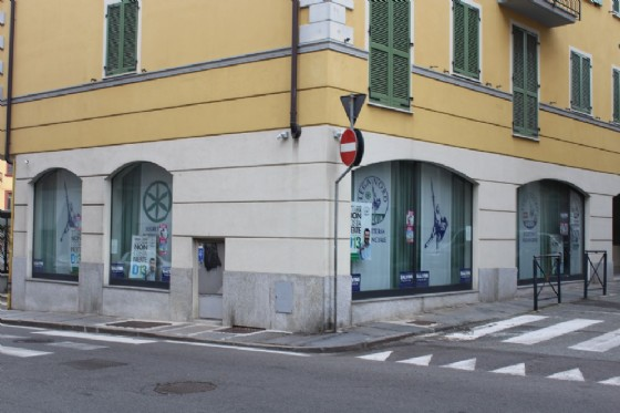La sede provinciale della Lega Nord