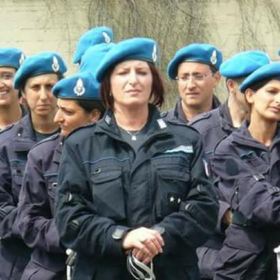 Annalisa Cuomo (© Polizia Penitenziaria)