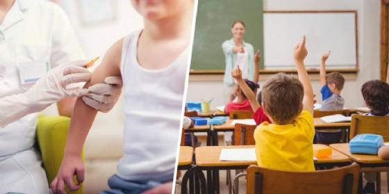 Vaccini e giovani studenti (© Diario di Biella)