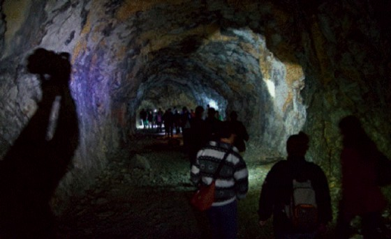 visita ai bunker (© Turismo Fvg)