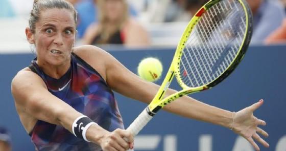 Roberta Vinci eliminata al primo turno degli US Open 2017