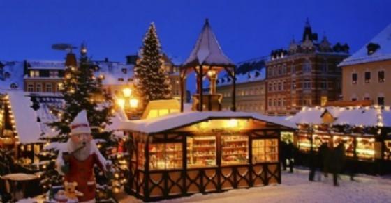 Il Villaggio di Babbo Natale 2017 trasloca a Venaria (© Diario di Torino)