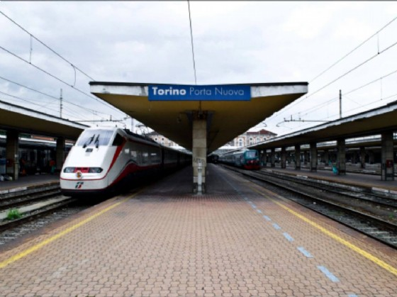 Stazione di Torino Porta Nuova (© Diario di Torino)