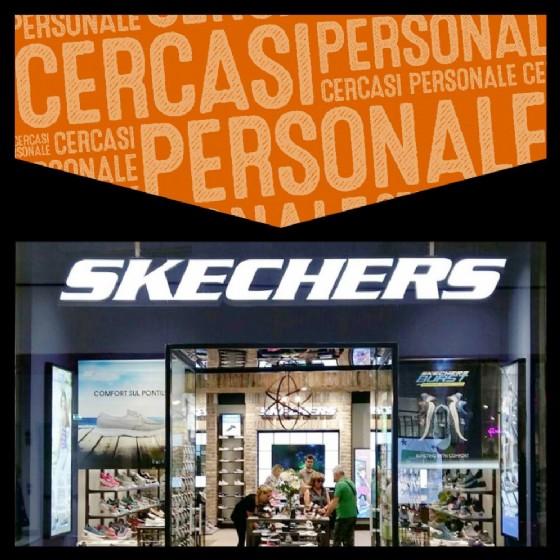 Skechers è alla ricerca di personale