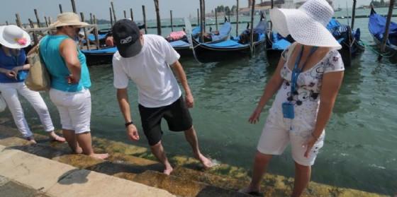 Video tutorial per i turisti a Venezia