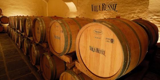 I vini Villa Russiz vincono numerosi premi nella prima parte del 2017 (© Villa Russiz)