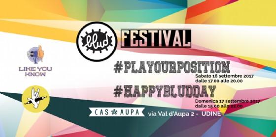Blud Festival: spazio alla creatività! (© Blud)