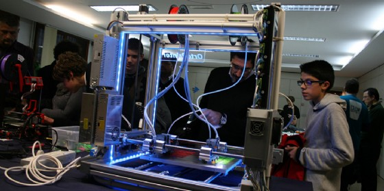 Linolab: ripartono i laboratori di fabbricazione digitale (© Linolab)
