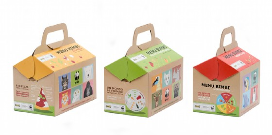Ikea presenta il nuovo menù bimbi biologico in collaborazione con WWF (© WWF)