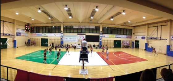 Volley (© Virtus Biella)