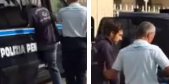 Mazzega trasferito nel carcere di Pordenone in attesa del 'braccialetto' (© G.L.)