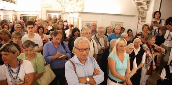 Ultima settimana di apertura della mostra alla Biblioteca di Gorizia (© Biblioteca Statale Isontina)
