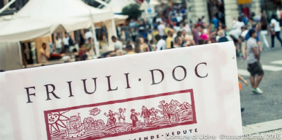 Friuli Doc 2017: Oltre 150 stand di specialità regionali (© Tassotto&Max)