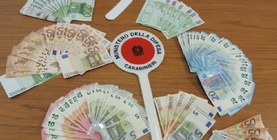 Spendevano 100 euro falsi: in manette due fratelli napoletani (© G.G.)