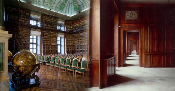 Sala dei mappamondi - Archivio Storico