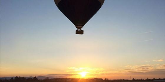 A 'spasso' per il Friuli in mongolfiera, per ammirare l'alba e il tramonto (© Visitait.it)