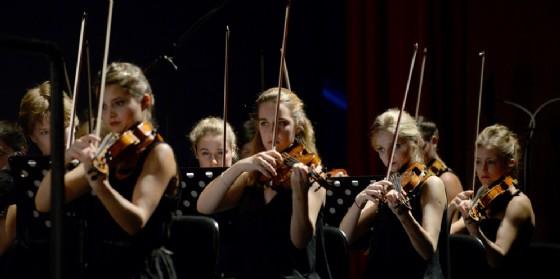 La Gustav Mahler Jugendorchester inaugura la Stagione di Pordenone (© La Gustav Mahler Jugendorchester)