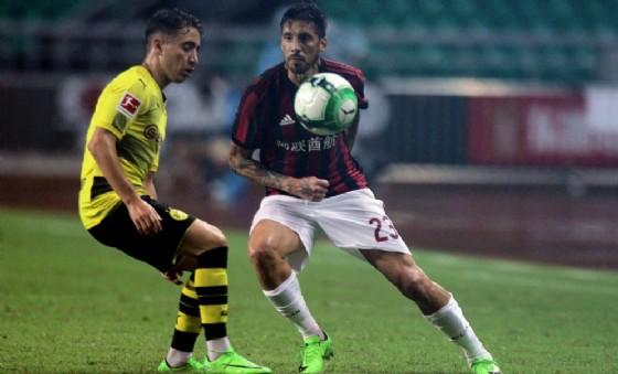 Calciomercato Milan, Sosa rifiuta l'offerta del Trabzonspor