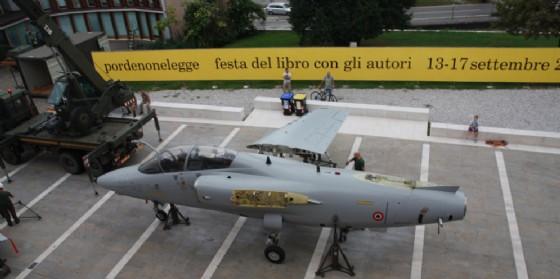 La 16ma edizione della Festa dell'amicizia italo americana a Pordenone: cerimonie commemorative, una mostra e l'esposizione di alcuni velivoli (© Comune di Pordenone)