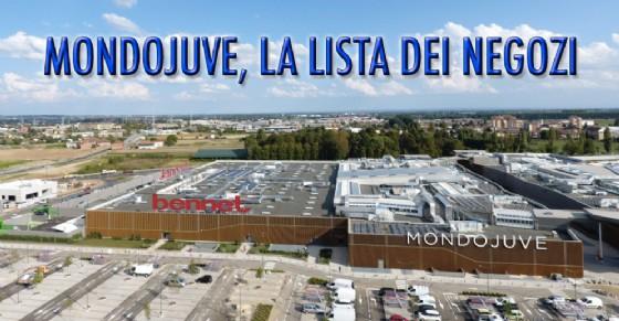 Oltre 100 i negozi presenti a MondoJuve (© MondoJuve)