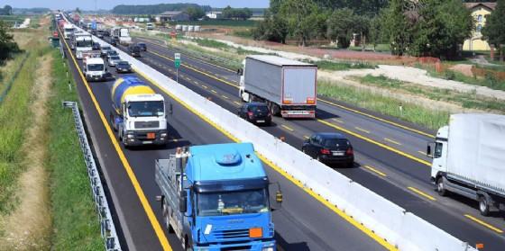 Terza corsia in A4: al via le misure per ridurre il disagio a Ronchis (© Autovie Venete)