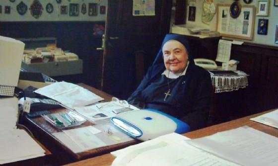 Antonietta Allorio aveva 84 anni (© Santuario di Oropa)