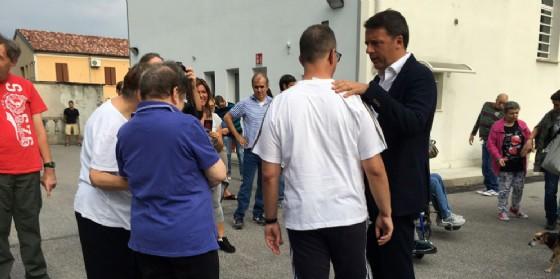 Autismo: Renzi visita residenza di Medea (© Regione Friuli Venezia Giulia)