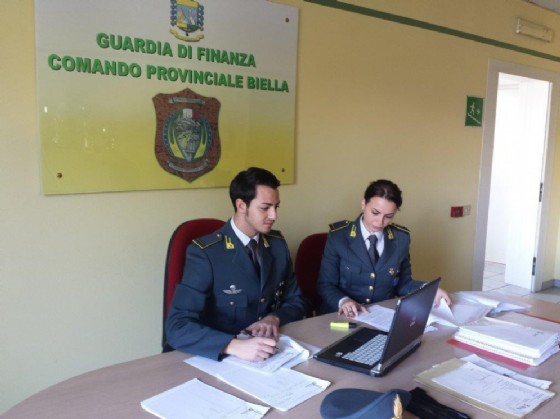 Guardia di Finanza di Biella (© Diario di Biella)