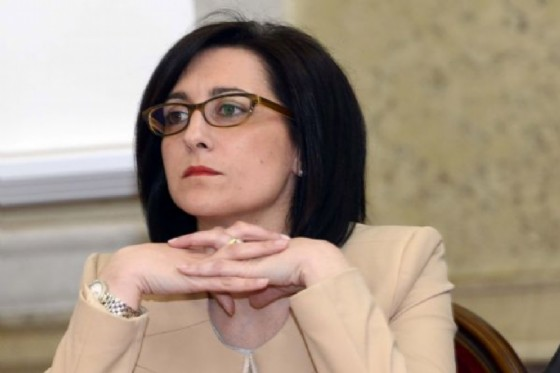 L'assessore regionale all'Ambiente, Sara Vito (© Diario di Trieste)