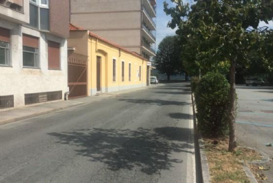Il tratto di viale Matteotti che sarà riasfaltato da lunedì 11 settembre (© Comune di Biella)