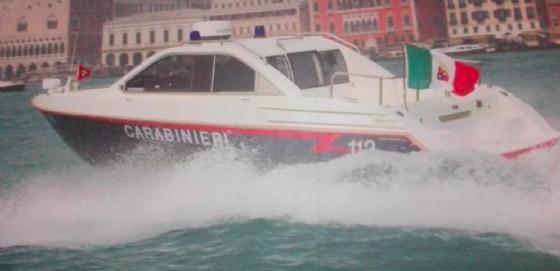 I carabinieri di Venezia
