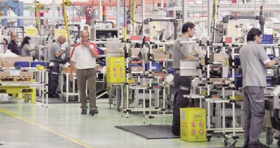 Lavoratori Fiat (© Diario di Biella)
