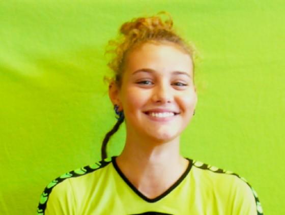 Beatrice Squizzato (© Insieme per Pordenone Volley)