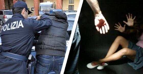 La donna ha denunciato il suo aggressore (© Polizia)