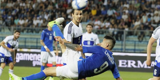 Gianluca Lapadula, attaccante del Genoa ed ex calciatore del Milan