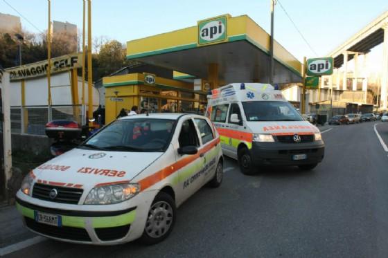 """Donna travolta e uccisa a Brignole, l'autista del bus: """"I freni non funzionavano"""". Aveva appena litigato fotogallery"""