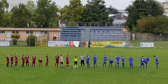 Buona la prima! L'UFM sigla la prima vittoria del nuovo campionato (© Unione Fincantieri Monfalcone)