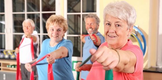 Di prossima partenza i corsi di ginnastica over 65 per l'edizione autunnale (© Adobe Stock)