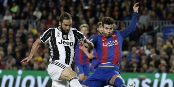 Domani sul terreno del Nou Camp, scenderanno in pista i bianconeri campioni d'Italia contro il Barcellona di Messi