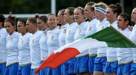 La nazionale italiana (© Fir - Piemonte)